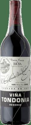 58,95 € Free Shipping | Red wine López de Heredia Viña Tondonia Reserva 2008 D.O.Ca. Rioja The Rioja Spain Tempranillo, Grenache, Graciano, Mazuelo Magnum Bottle 1,5 L