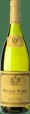 22,95 € Free Shipping | White wine Louis Jadot A.O.C. Pouilly-Fuissé Burgundy France Chardonnay Bottle 75 cl