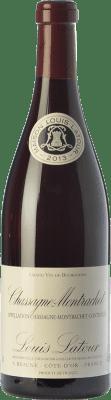 62,95 € Бесплатная доставка | Красное вино Louis Latour Chassagne-Montrachet Rouge Crianza A.O.C. Côte de Beaune Бургундия Франция Pinot Black бутылка 75 cl