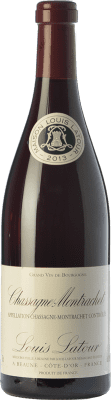 54,95 € Free Shipping | Red wine Louis Latour Chassagne-Montrachet Rouge Crianza A.O.C. Côte de Beaune Burgundy France Pinot Black Bottle 75 cl