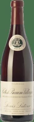 28,95 € Envío gratis | Vino tinto Louis Latour Villages Crianza A.O.C. Côte de Beaune Burgundy Francia Pinot Negro Botella 75 cl