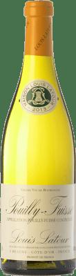 31,95 € Envío gratis | Vino blanco Louis Latour A.O.C. Pouilly-Fuissé Burgundy Francia Chardonnay Botella 75 cl