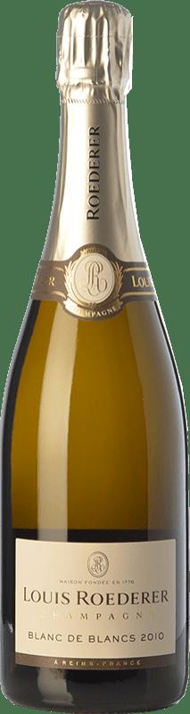 88,95 € Envoi gratuit | Blanc moussant Louis Roederer Blanc de Blancs Gran Reserva A.O.C. Champagne Champagne France Chardonnay Bouteille 75 cl