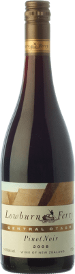 72,95 € Free Shipping | Red wine Lowburn Ferry Joven I.G. Central Otago Central Otago New Zealand Pinot Black Bottle 75 cl