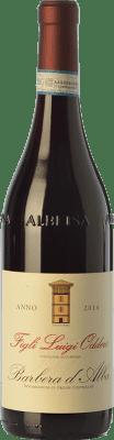 23,95 € Free Shipping | Red wine Luigi Oddero D.O.C. Barbera d'Alba Piemonte Italy Barbera Bottle 75 cl