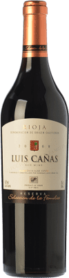 22,95 € Free Shipping | Red wine Luis Cañas Selección de la Familia Reserva 2011 D.O.Ca. Rioja The Rioja Spain Tempranillo Bottle 75 cl