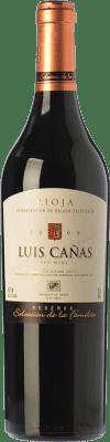 19,95 € Free Shipping | Red wine Luis Cañas Selección de la Familia Reserva D.O.Ca. Rioja The Rioja Spain Tempranillo Bottle 75 cl