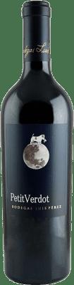 62,95 € Kostenloser Versand | Rotwein Luis Pérez Crianza I.G.P. Vino de la Tierra de Cádiz Andalusien Spanien Petit Verdot Flasche 75 cl