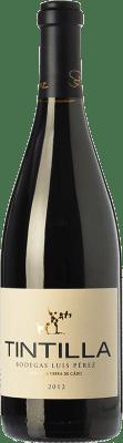 17,95 € Kostenloser Versand | Rotwein Luis Pérez Crianza I.G.P. Vino de la Tierra de Cádiz Andalusien Spanien Tintilla Flasche 75 cl