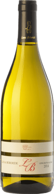 12,95 € Envoi gratuit | Vin blanc Luna Beberide I.G.P. Vino de la Tierra de Castilla y León Castille et Leon Espagne Gewürztraminer Bouteille 75 cl