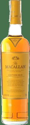 Whisky Single Malt Macallan Edition Nº 3 Highlands United Kingdom Bottle 70 cl