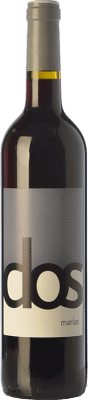 7,95 € Free Shipping | Red wine Macià Batle Dos Marías Roble D.O. Binissalem Balearic Islands Spain Merlot, Syrah, Cabernet Sauvignon, Mantonegro Bottle 75 cl