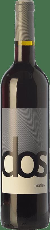 7,95 € Free Shipping | Red wine Macià Batle Dos Marías Roble D.O. Binissalem Balearic Islands Spain Merlot, Syrah, Cabernet Sauvignon, Mantonegro Bottle 75 cl