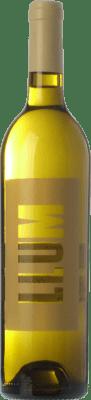 15,95 € Kostenloser Versand | Weißwein Macià Batle Llum D.O. Binissalem Balearen Spanien Chardonnay, Pensal Weiße Flasche 75 cl