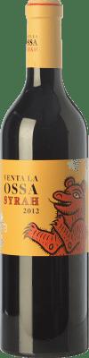 11,95 € Free Shipping | Red wine Mano a Mano Venta La Ossa Crianza I.G.P. Vino de la Tierra de Castilla Castilla la Mancha Spain Syrah Bottle 75 cl