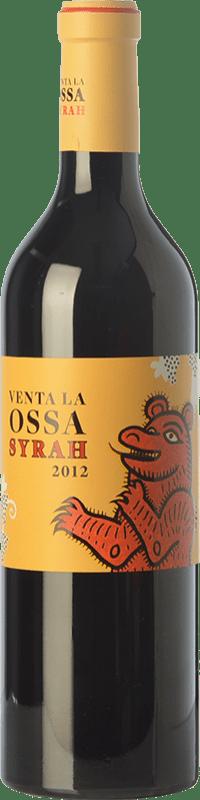 11,95 € Envoi gratuit | Vin rouge Mano a Mano Venta La Ossa Crianza I.G.P. Vino de la Tierra de Castilla Castilla La Mancha Espagne Syrah Bouteille 75 cl