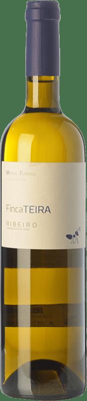 12,95 € Envoi gratuit   Vin blanc Formigo Finca Teira D.O. Ribeiro Galice Espagne Torrontés, Godello, Treixadura Bouteille 75 cl