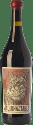 19,95 € Kostenloser Versand | Rotwein Máquina & Tabla Crianza D.O. Toro Kastilien und León Spanien Tempranillo, Grenache Flasche 75 cl