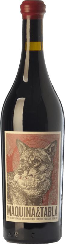 16,95 € Envoi gratuit | Vin rouge Máquina & Tabla Crianza D.O. Toro Castille et Leon Espagne Tempranillo, Grenache Bouteille 75 cl