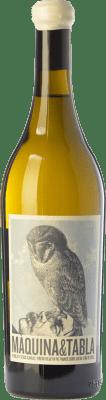 14,95 € Envoi gratuit | Vin blanc Máquina & Tabla Crianza D.O. Rueda Castille et Leon Espagne Verdejo Bouteille 75 cl