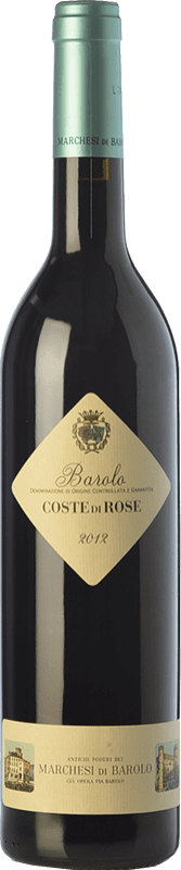 33,95 € Free Shipping   Red wine Marchesi di Barolo Coste di Rose D.O.C.G. Barolo Piemonte Italy Nebbiolo Bottle 75 cl