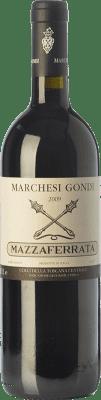 19,95 € Free Shipping | Red wine Marchesi Gondi Mazzaferrata I.G.T. Colli della Toscana Centrale Tuscany Italy Cabernet Sauvignon Bottle 75 cl