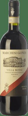 19,95 € Free Shipping | Red wine Marchesi Gondi Rufina Ris Villa Bossi D.O.C.G. Chianti Tuscany Italy Cabernet Sauvignon, Sangiovese, Colorino Bottle 75 cl