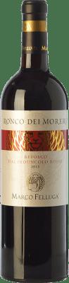 18,95 € Free Shipping | Red wine Marco Felluga Refosco Ronco dei Moreri I.G.T. Friuli-Venezia Giulia Friuli-Venezia Giulia Italy Riflesso dal Peduncolo Rosso Bottle 75 cl