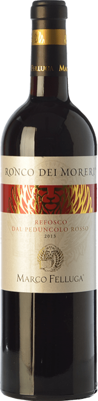 16,95 € Free Shipping   Red wine Marco Felluga Refosco Ronco dei Moreri I.G.T. Friuli-Venezia Giulia Friuli-Venezia Giulia Italy Riflesso dal Peduncolo Rosso Bottle 75 cl