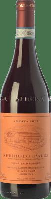 21,95 € Envoi gratuit | Vin rouge Marengo Valmaggiore D.O.C. Nebbiolo d'Alba Piémont Italie Nebbiolo Bouteille 75 cl