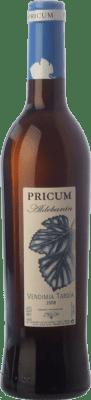 19,95 € Free Shipping | Sweet wine Margón Pricum Aldebarán Crianza 2008 D.O. Tierra de León Castilla y León Spain Verdejo Half Bottle 50 cl