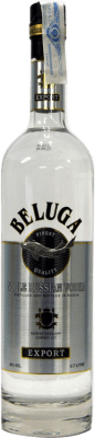 39,95 € Free Shipping   Vodka Mariinsk Beluga Noble Russian Federation Bottle 70 cl