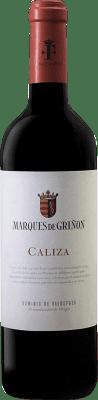 9,95 € Free Shipping | Red wine Marqués de Griñón Caliza Joven D.O.P. Vino de Pago Dominio de Valdepusa Castilla la Mancha Spain Syrah, Petit Verdot Bottle 75 cl