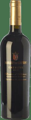 47,95 € Free Shipping | Red wine Marqués de Griñón Emeritus Crianza 2010 D.O.P. Vino de Pago Dominio de Valdepusa Castilla la Mancha Spain Syrah, Cabernet Sauvignon, Petit Verdot Bottle 75 cl