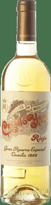 565,95 € Envoi gratuit | Vin blanc Marqués de Murrieta Castillo Ygay Crianza 1986 D.O.Ca. Rioja La Rioja Espagne Viura, Malvasía Bouteille 75 cl