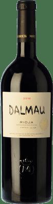 69,95 € Envoi gratuit | Vin rouge Marqués de Murrieta Dalmau Reserva D.O.Ca. Rioja La Rioja Espagne Tempranillo, Cabernet Sauvignon, Graciano Bouteille 75 cl