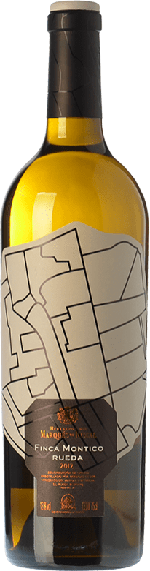 15,95 € Free Shipping | White wine Marqués de Riscal Finca Montico D.O. Rueda Castilla y León Spain Verdejo Bottle 75 cl