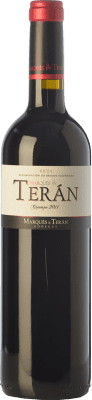 13,95 € Free Shipping | Red wine Marqués de Terán Crianza D.O.Ca. Rioja The Rioja Spain Tempranillo, Mazuelo Bottle 75 cl