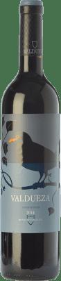 9,95 € Free Shipping | Red wine Marqués de Valdueza Joven I.G.P. Vino de la Tierra de Extremadura Estremadura Spain Merlot, Syrah, Cabernet Sauvignon Bottle 75 cl