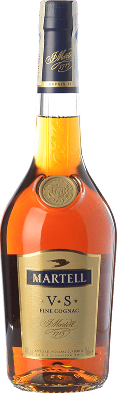 34,95 € Free Shipping | Cognac Martell V.S. Very Special A.O.C. Cognac France Bottle 70 cl