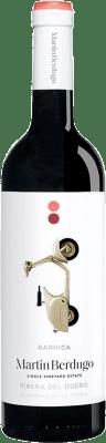 7,95 € Envoi gratuit   Vin rouge Martín Berdugo Barrica Joven D.O. Ribera del Duero Castille et Leon Espagne Tempranillo Bouteille 75 cl
