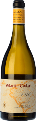 45,95 € Free Shipping | White wine Martín Códax Gallaecia 2011 D.O. Rías Baixas Galicia Spain Albariño Bottle 75 cl | Thousands of wine lovers trust us to get the best price guarantee, free shipping always and hassle-free shopping and returns.