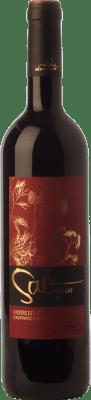15,95 € Free Shipping | Red wine Blanch i Jové Saó Abrivat Crianza D.O. Costers del Segre Catalonia Spain Tempranillo, Grenache, Cabernet Sauvignon Bottle 75 cl