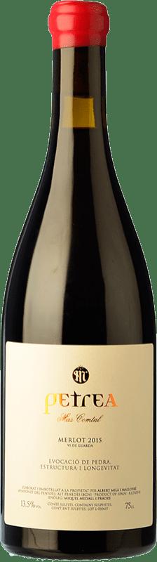 28,95 € Envoi gratuit   Vin rouge Mas Comtal Petrea Crianza D.O. Penedès Catalogne Espagne Merlot Bouteille 75 cl