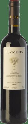 16,95 € Free Shipping | Red wine Mas de l'Abundància Fluminis Joven D.O. Montsant Catalonia Spain Grenache, Cabernet Sauvignon, Carignan Bottle 75 cl