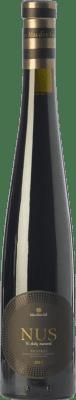 28,95 € Kostenloser Versand | Süßer Wein Mas d'en Gil Nus Dolç Natural 37.5cl D.O.Ca. Priorat Katalonien Spanien Syrah, Grenache, Viognier Halbe Flasche 37 cl