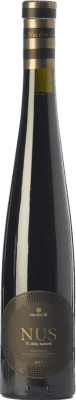 27,95 € Free Shipping | Sweet wine Mas d'en Gil Nus Dolç Natural 37.5cl D.O.Ca. Priorat Catalonia Spain Syrah, Grenache, Viognier Half Bottle 37 cl | Thousands of wine lovers trust us to get the best price guarantee, free shipping always and hassle-free shopping and returns.