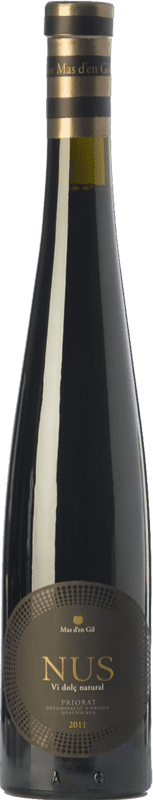 28,95 € Free Shipping | Sweet wine Mas d'en Gil Nus Dolç Natural 37.5cl D.O.Ca. Priorat Catalonia Spain Syrah, Grenache, Viognier Half Bottle 37 cl