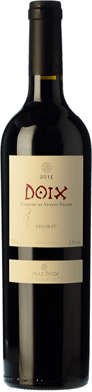 82,95 € Free Shipping | Red wine Mas Doix Crianza D.O.Ca. Priorat Catalonia Spain Merlot, Grenache, Carignan Bottle 75 cl