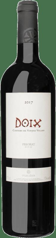 82,95 € Envío gratis | Vino tinto Mas Doix Crianza D.O.Ca. Priorat Cataluña España Merlot, Garnacha, Cariñena Botella 75 cl